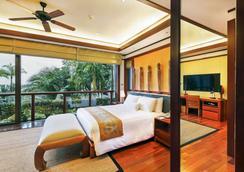普吉岛安达拉别墅度假村 - 卡玛拉 - 睡房