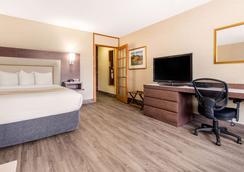 加蒂诺品质套房酒店 - 加蒂诺 - 睡房