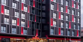 伊斯坦布尔阿里贝克温德姆华美达酒店 - 伊斯坦布尔 - 建筑
