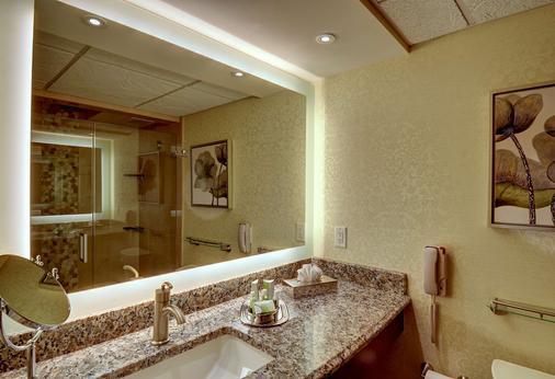 伊甸度假村及套房酒店 - 贝斯特韦斯特顶级精选 - 兰开斯特 - 浴室