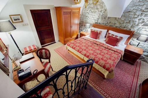 阿卡迪亚精品酒店 - 布拉迪斯拉发 - 睡房