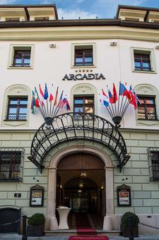 阿卡迪亚精品酒店 - 布拉迪斯拉发 - 建筑