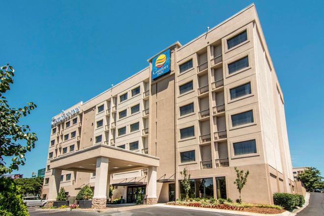 亚特兰大市区南凯富酒店 - 亚特兰大 - 建筑