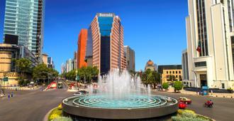 墨西哥巴塞罗雷福玛酒店 - 墨西哥城 - 户外景观