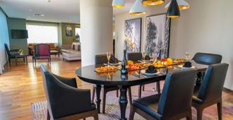 墨西哥巴塞罗雷福玛酒店 - 墨西哥城 - 餐厅