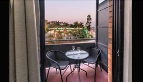 金斯福德河畔酒店 - 布里斯班 - 阳台