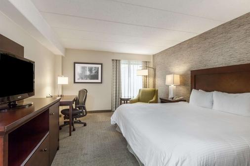 温德姆匹兹堡大学中心酒店 - 匹兹堡 - 睡房