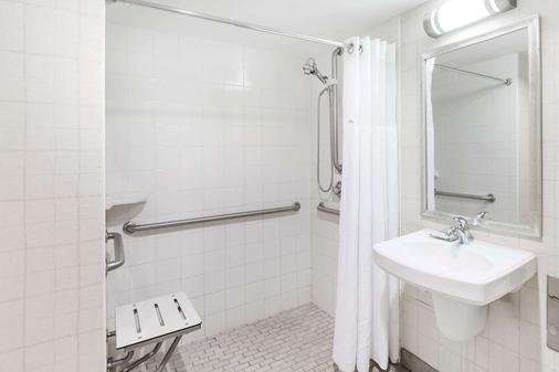 温德姆匹兹堡大学中心酒店 - 匹兹堡 - 浴室