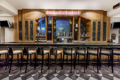 温德姆匹兹堡大学中心酒店 - 匹兹堡 - 酒吧