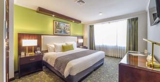 丽兹公寓酒店 - 拉巴斯 - 睡房
