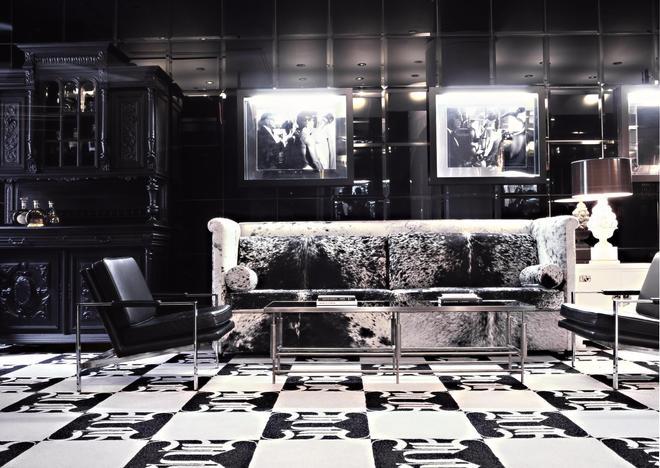 晚间剧院区罕布什尔度假酒店 - 纽约 - 大厅