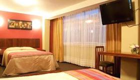 国际观光青年旅舍 - 普诺 - 睡房