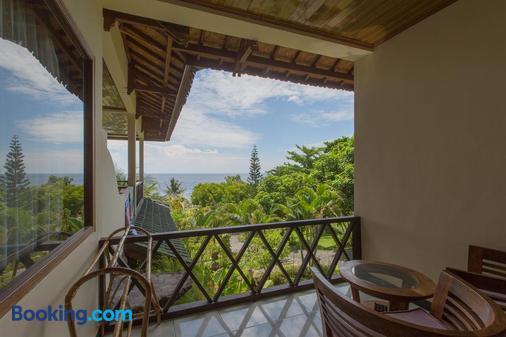 艾湄湾布里威拉塔潜水Spa度假酒店 - 艾湄湾 - 阳台