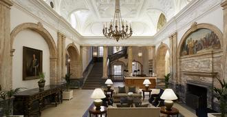 伦敦地标酒店 - 伦敦 - 大厅