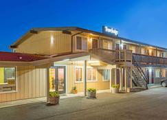 纽波特旅程住宿酒店 - 纽波特(俄勒冈州) - 建筑