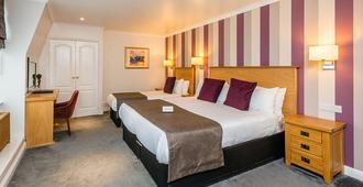 阿伯丁道格拉斯酒店 - 阿伯丁 - 睡房