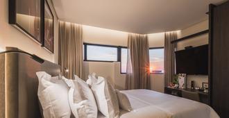 皇家花园精品酒店 - 圣保罗 - 睡房