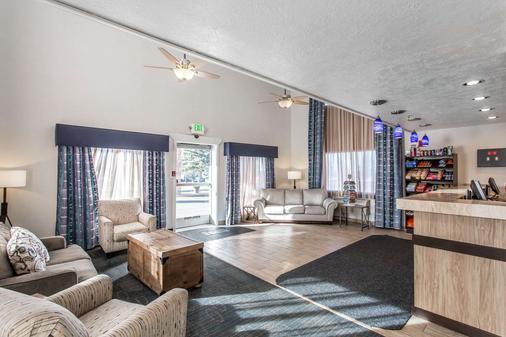 夏延品质酒店 - Cheyenne - 大厅