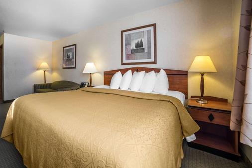 夏延品质酒店 - Cheyenne - 睡房