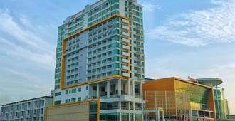巴厘巴板瑞士花园酒店 - 巴厘巴板 - 建筑