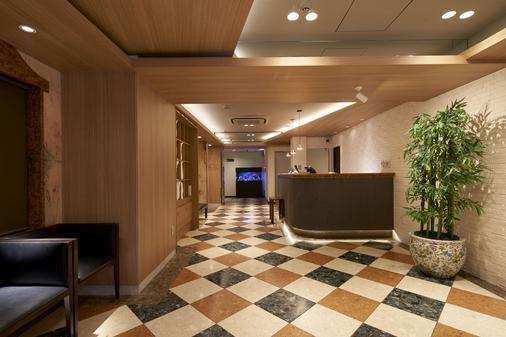 上野第一都市酒店 - 东京 - 柜台