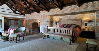 圣多明哥博物馆之家 SPA 酒店 - 安地瓜 - 睡房