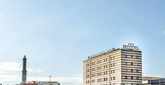 哥伦布海酒店 - 热那亚 - 建筑