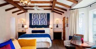 特里亚达棕榈泉签名集团酒店 - 棕榈泉 - 睡房