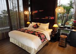 波卡拉渡假会馆 - 宜兰 - 睡房