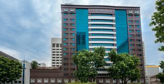 新加坡太平洋大酒店(原豪绅酒店) - 新加坡 - 建筑