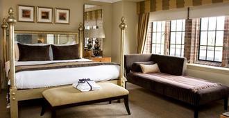 西部别墅酒店 - 艾尔 - 睡房