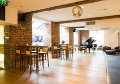 希望街设计酒店 - 利物浦 - 餐馆