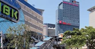 宜必思曼谷暹罗酒店 - 曼谷 - 建筑