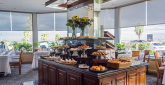 卡拉沃尔普精品酒店 - 蒙得维的亚 - 自助餐