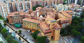 埃斯特拉拉丰塔纳酒店 - 波哥大 - 户外景观