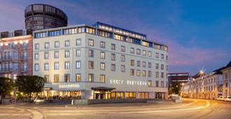 巴塞尔维多利亚酒店 - 巴塞尔 - 建筑