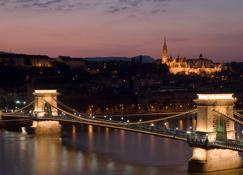 布达佩斯链桥索菲特酒店 - 布达佩斯 - 户外景观
