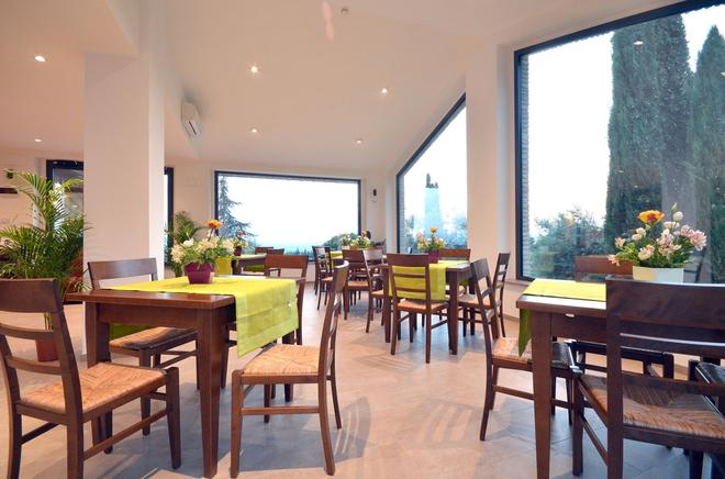 橄榄丘农庄酒店 - 阿西西 - 餐馆