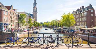 飞猪市中心旅舍 - 阿姆斯特丹 - 户外景观
