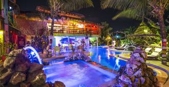 嘎林海斯旅馆 - 嘎林海斯港 - 游泳池