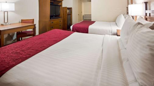 贝斯特韦斯特萨哈拉酒店 - 布莱斯 - 睡房