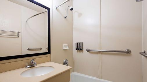 贝斯特韦斯特萨哈拉酒店 - 布莱斯 - 浴室