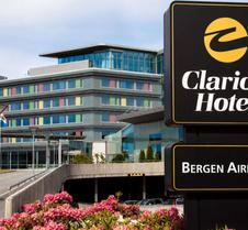 凯瑞华晟酒店-卑尔根机场