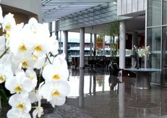 凯瑞华晟酒店-卑尔根机场 - 卑尔根 - 大厅
