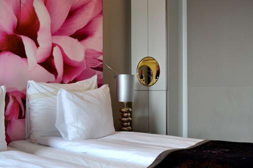 凯瑞华晟酒店-卑尔根机场 - 卑尔根 - 睡房