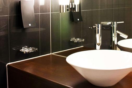 凯瑞华晟酒店-卑尔根机场 - 卑尔根 - 浴室
