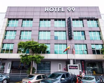 班达尔布蒂99酒店 - 蒲种 - 建筑
