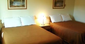 橡木林荫汽车旅馆 - 罗斯堡 - 睡房