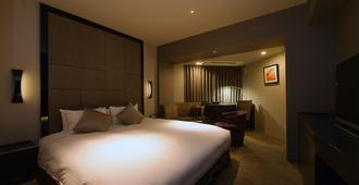 名古屋白川太阳酒店 - 名古屋 - 睡房