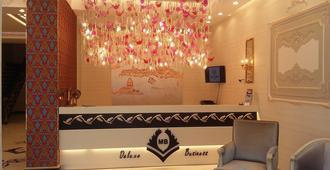 Mb豪华酒店 - 伊斯坦布尔 - 柜台